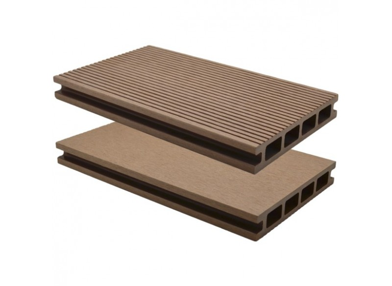 Lame de terrasse composite Lameo XTRA - Craft - 25x145mm - LG : 3.40m