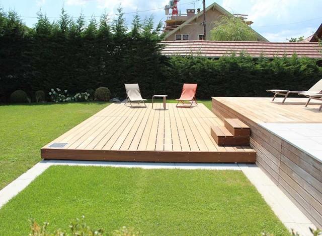 Terrasse mobile 5m x 3m