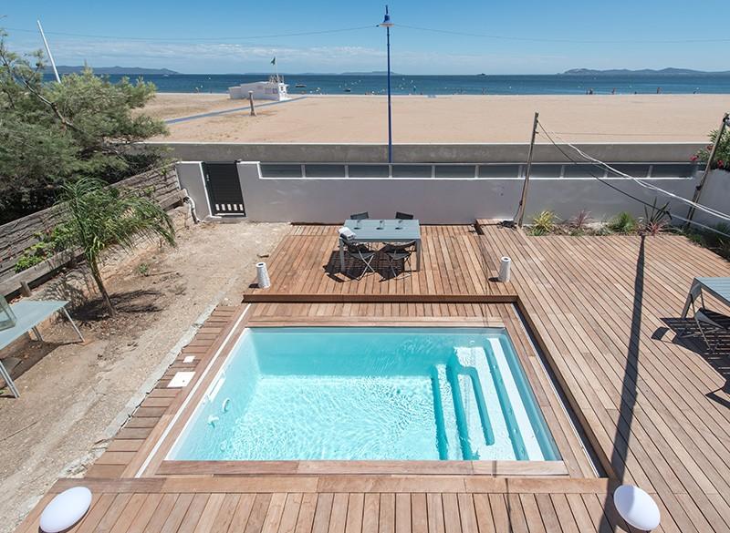Terrasse mobile 4m x 2m
