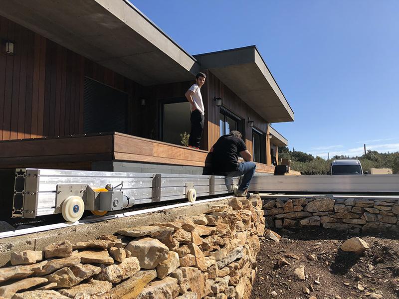 Fabriquer Une Terrasse Mobile Pour Piscine
